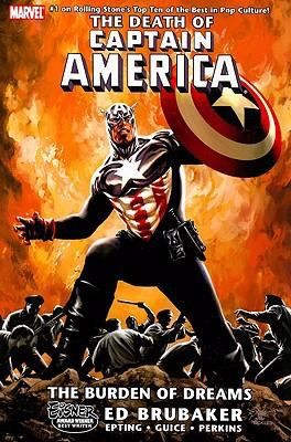 The Death of Captain America: The Burden of Dreams, Vol. 2