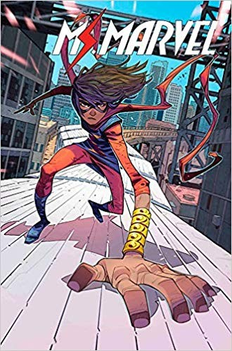 Ms. Marvel, Volume 1: Destined