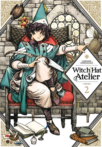 Witch Hat Atelier Vol. 2