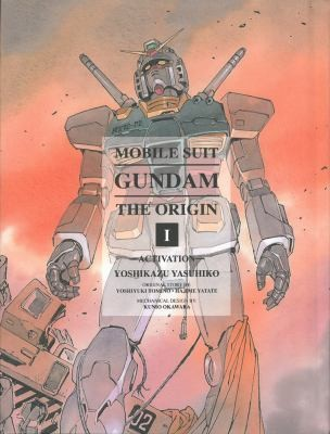 Mobile Suit Gundam the Origin Vol. 1: Activation